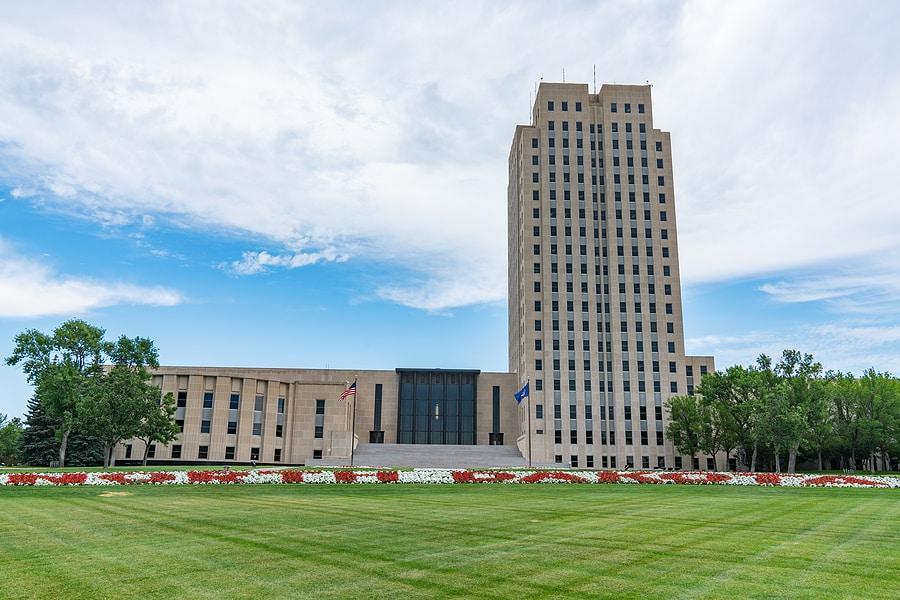 North Dakota Designated as a 2nd Amendment Sanctuary State