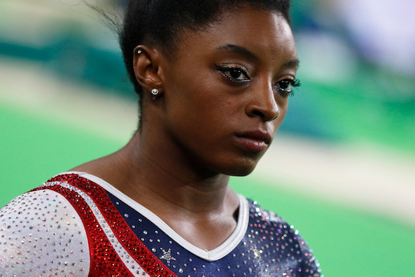 Simone Biles pulls herself from Olympic team events due to mental issues