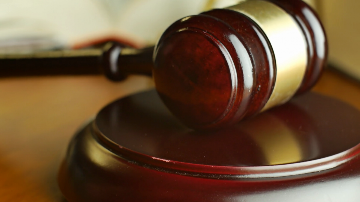 A woman was sentenced to three years on probation for using an elderly family member's bank funds for her own purposes