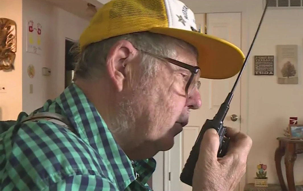 Man helps save friend's life after getting a wrong number call from him on ham radio